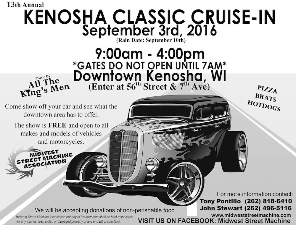 Kenosha Car Show